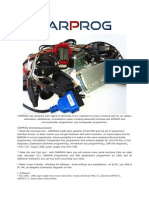 Informations of the Carprog full v4.1 ,with the all accessories