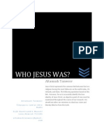 Who Jesus Was