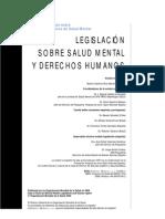 Oms - Salud mental legislacion