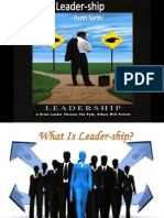 Leadership 2-3 Hrs Module