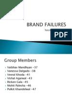 Brand Failures-pure Life