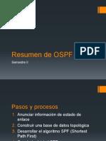 RESUMEN OSPF