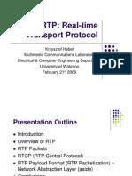 RTP Presentation