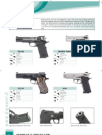 Catalogo Bignami - Pistole Revolver Smith & Wesson