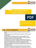 Customer Meet Pokhara