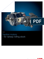 Abb Traction Motors Broschyr 12s