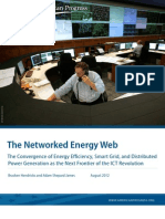 The Networked Energy Web
