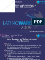 Apresentacao OCS Latinoware
