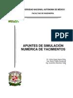 Apuntes Simulación Numérica de Yacimientos