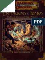 Linhagens Tomos by Azamor