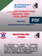 Curso Primeros Auxilios (BREI)