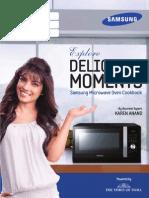 Samsung Microwave Cookbook