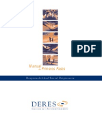 Manual de Primeros Pasos RSE (DERES)