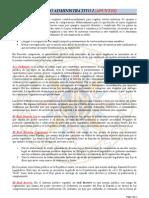Clases de Leyes (Derecho Administrativo I