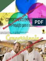 COMPORTAMENTO EMPREENDEDOR - Pré-requisito para o sucesso - Protegido