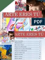 ARTE ERES TU Proyecto de Aprendizaje y Desarrollo Del Arte en La Infancia Basado en El Aprendizaje Fractal