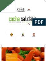 Libro Cocina Saludable 1