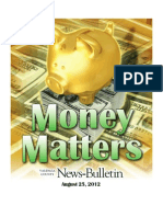 Money Matters 2012