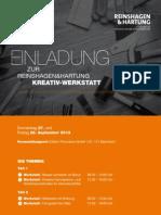 Reinshagen & Hartung Kreativ-Werkstatt 11765