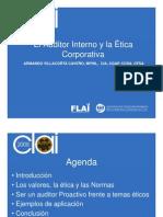 03 El Auditor Interno y La Etica Corporativa