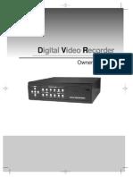 Dvr-400 User Manual