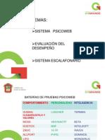 Presentacion Escalafon
