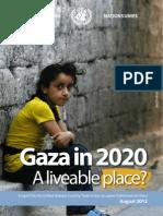 Gaza in 2020