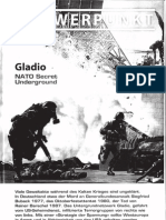 Gladio NATO Secret Underground