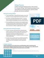 U.S. Mining Permitting Process