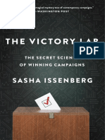 The Victory Lab by Sasha Issenberg - Excerpt
