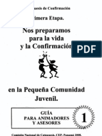 Panama - Confirmacion 01 Catequista