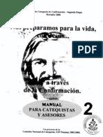 Panama - Confirmacion 02 Catequista
