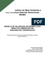 Valoração economica Ibama