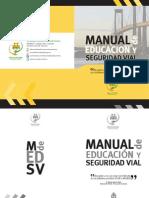 Manual de Educacion y Seguridad Vial de la Ciudad de Corrientes