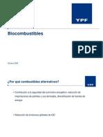 Biocombustibles - YPF