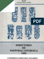 Panama, Conferencia Episcopal - Directorio de Pastoral Liturgica (1992)