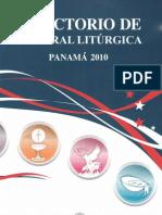 Panama, Conferencia Episcopal - Directorio de Pastoral Liturgica (2010)