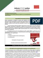 Informativo Online n° 36