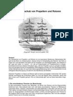 Der Standschub Von Propellern Und Rotoren (Helmut Schenk, eBook, 2002)