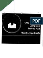 Gray Campaign Ward Goals