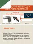 Herramientas Manuales y Electricas Portatiles