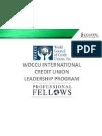 cuaware - woccu international fellows program