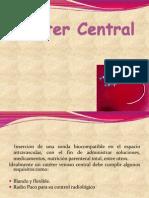 Catéter Central