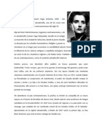 biografias de personajes salvadoreños