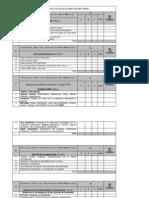 Instrumento Para Evaluar Proyecto 2012 - Rubrica
