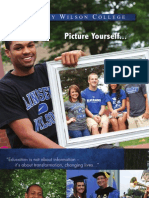 2012-13 Lindsey Wilson Undergraduate Viewbook for A.P. White Campus