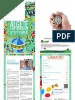Programa Fiestas Algete 2012