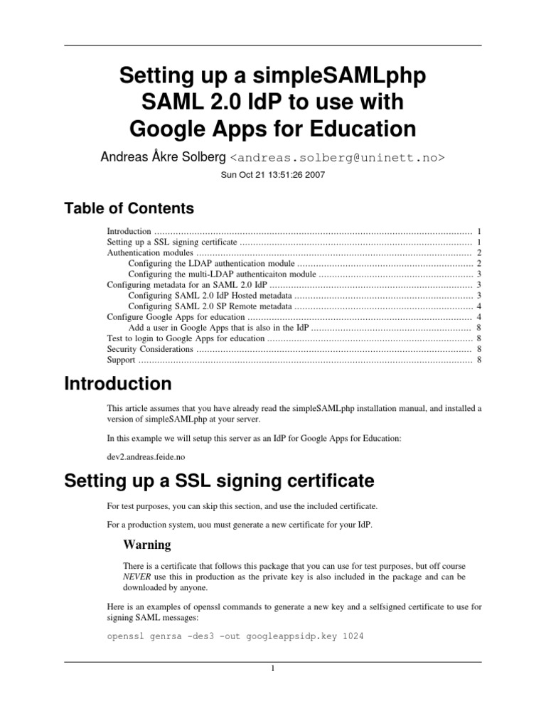 Simplesamlphp googleapps05 public key certificate transport simplesamlphp googleapps05 public key certificate transport layer security 1betcityfo Image collections