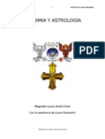 Alquimia y Astrologia Chris, Airell-Morandini, Laura