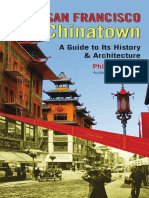 Preface, Introduction and History section of San Francisco Chinatown